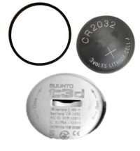 SUUNTO t3d Batterieset mit Metalldeckel