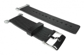 SUUNTO Core Lederband schwarz SS014444000