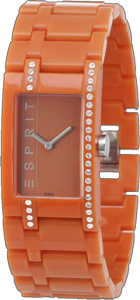 ESPRIT Damenuhr Orange