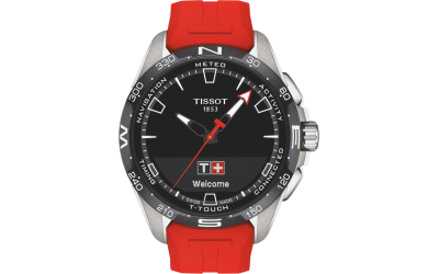 TISSOT T-Touch Connect Solar T121.420.47.051.01 Red