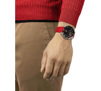 TISSOT T-Touch Connect Solar T121.420.47.051.04 Red