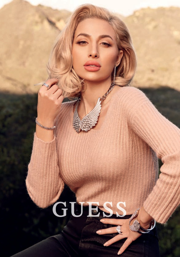 GUESS Jewels for Angels